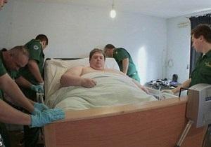 Житель Британии признан самым толстым человеком в мире