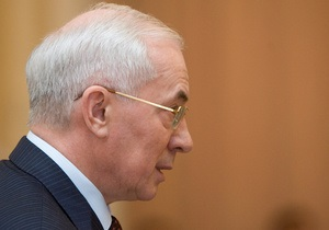 Азаров назвал спекуляцией протесты предпринимателей против Налогового кодекса