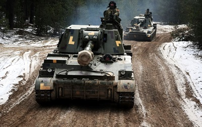 У Міноборони розповіли про постачання зброї ЗСУ