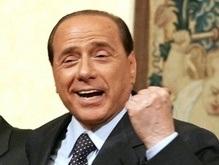 Берлускони заявил, что он не хуже Цезаря
