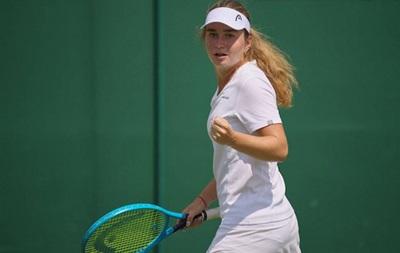 Украинка Снигур сотворила сенсацию на турнире в Египте