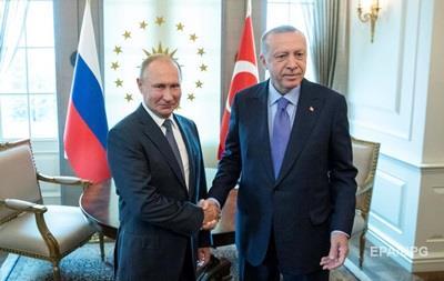 Кремль: Туреччина не виконує умови щодо Сирії