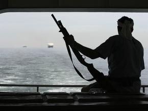 Сомалийские пираты захватили греческое судно