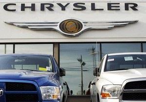 Chrysler отзывает почти две тысячи автомобилей Wrangler