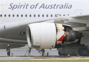 Власти Австралии предупредили о возможных дефектах в двигателях гигантских аэробусов