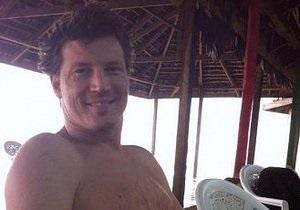 Лисогор - Либерия - похищение - Знаменитый украинский пловец задержан в Либерии по подозрению в похищении человека