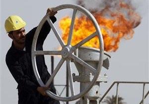 Цены на нефть покатились вниз после негативных новостей из Европы