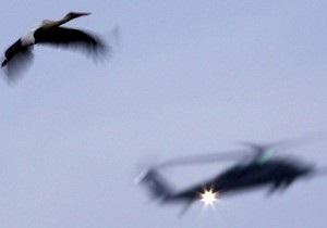 В небе над Кенией пропали несколько военных вертолетов из Уганды