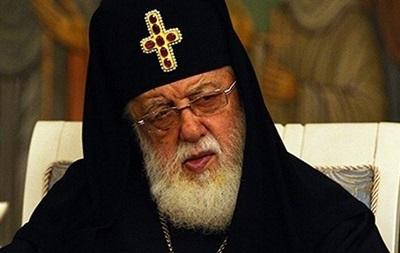 Грузинский патриарх рассказал про видение о коронавирусе