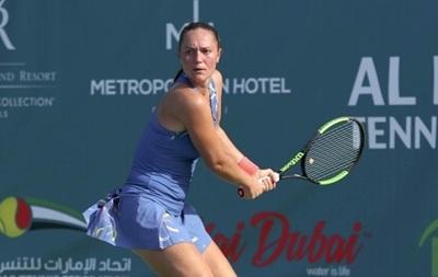 Бондаренко вышла во второй круг турнира в Монтеррее