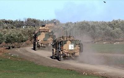 Турция заявила об уничтожении 300 военных сил Асада