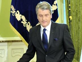 Ющенко одобрил закон о финансовом оздоровлении банков