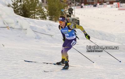Лесюк потрапив у топ-10 спринту в Раубічах на Кубку IBU