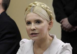 Суд удовлетворил отказ Тимошенко от адвокатов