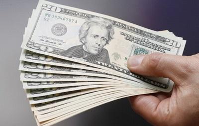 Падение гривны: Нацбанк продал за полчаса $150 млн