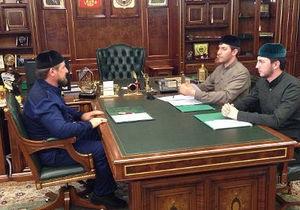 Кадыров сделал своего активного подписчика в Instagram министром