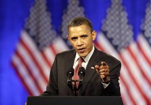 Обама впервые поговорит с американцами через Facebook
