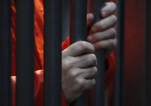 Рада увеличила минимальную жилплощадь для заключенных и сняла ограничение на посылки и звонки