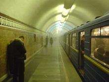 Очевидец ЧП на Театральной: Из метро нереально выйти!