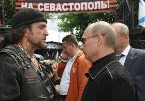 Путина, Лужкова и патриарха Кирилла ждут на байкерском фестивале в Севастополе