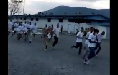 Сотні ув язнених втекли з бразильської в язниці через заходи проти COVID-19