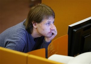 Объем торгов на украинском фондовом рынке в 2010 году превысил полтора триллиона гривен