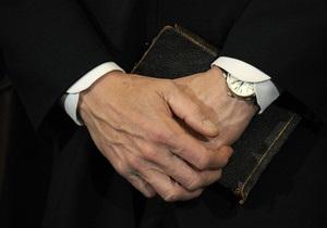 В Цюрихе задержали наркокурьера в костюме священника