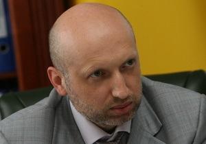 Задайте вопрос Александру Турчинову