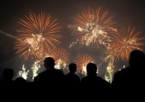 Власти решили не организовывать фейерверк на День Независимости в Киеве