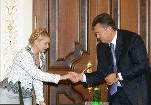 Литвин считает, что ПР может создать коалицию с БЮТ