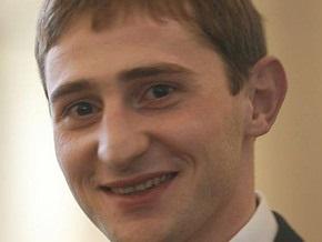 Черновецкий с гордостью назначил сына Степана своим советником