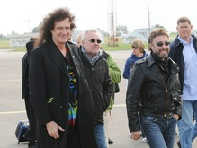 Группа Queen приехала в Украину