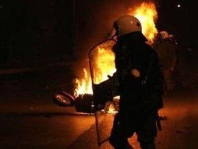 В центре Афин сработало самодельное взрывное устройство у бюро депутата правящей партии