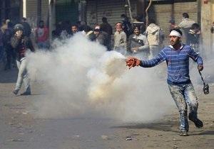 В Каире продолжаются массовые беспорядки