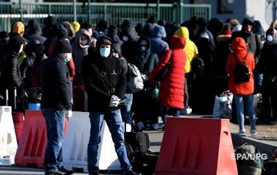 Итоги 27.03: Тысячи на границе и падение экономики