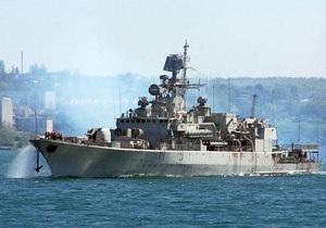 До конца 2012 года планируется отремонтировать 11 кораблей ВМС Украины