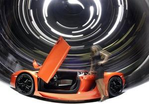 Фотогалерея: Весеннее ускорение. В Женеве стартовал один из крупнейших автосалонов мира