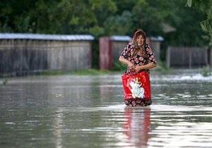 наводнение -потоп - вода - затопление - ГЧС - ГЧС предупреждает о повышении уровня воды в реках в трех областях