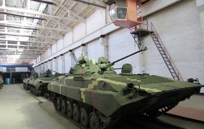 Житомирский бронетанковый завод передал армии партию БМП