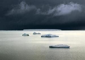 В Киеве можно увидеть Ледниковый период Дэвида Бурдени