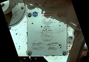 У Кьюриосити завис основной компьютер - NASA