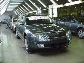 В Украине резко выросли продажи автомобилей