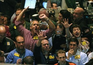 Украинская биржа закрыла торги снижением