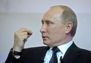 Кандидаты в президенты РФ отказываются подписывать предложенный Путиным договор