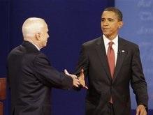 Фотогалерея: Обама vs Маккейн. Дебаты