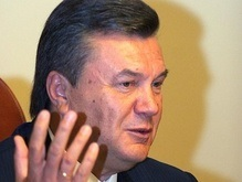Янукович призвал МВД «не охотиться на ведьм»