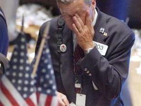 ВВП США в IV квартале 2008 года снизился на 6,2%.
