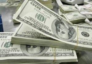 Золотовалютные резервы НБУ за месяц уменьшились на 3,2 млрд долларов