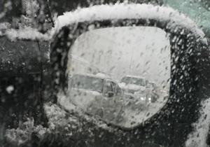 Столичная ГАИ обратилась к водителям в связи с ухудшением погоды