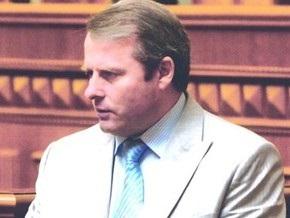 Лозинский просит парламент лишить его неприкосновенности